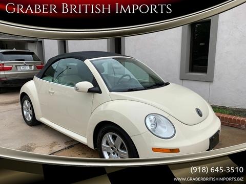 2007 Volkswagen New Beetle for sale in Tulsa, OK