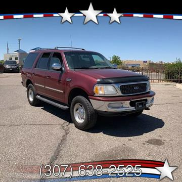 1997 Ford Expedition for sale in Cheyenne, WY