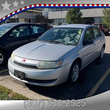 2004 Saturn Ion for sale in Cheyenne, WY