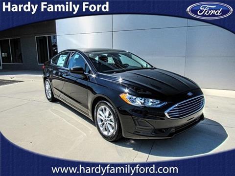 2019 Ford Fusion for sale in Dallas, GA