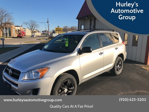 2009 Toyota RAV4 for sale at Hurley's Automotive Group in Columbus WI