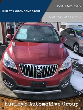 2014 Buick Encore for sale at Hurley's Automotive Group in Columbus WI