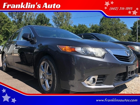 2014 Acura TSX for sale in New Albany, MS