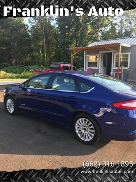 2016 Ford Fusion Hybrid for sale in New Albany, MS
