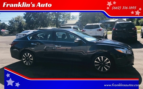 2018 Nissan Altima for sale in New Albany, MS