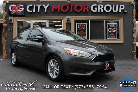 2017 Ford Focus for sale in Wanaque, NJ