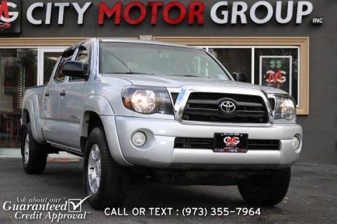 2008 Toyota Tacoma for sale at City Motor Group, Inc. in Wanaque NJ
