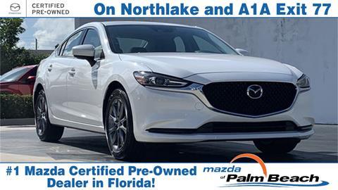 2018 Mazda MAZDA6 for sale in North Palm Beach, FL