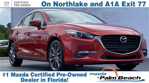 2018 Mazda MAZDA3 for sale in North Palm Beach, FL