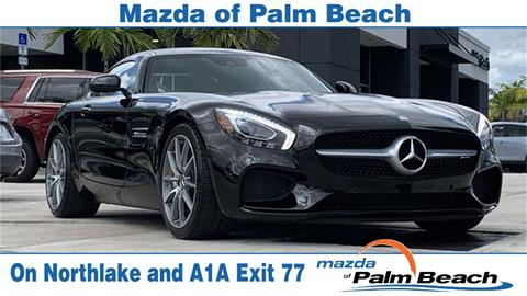 2016 Mercedes-Benz AMG GT for sale in North Palm Beach, FL