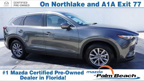 Florida Mazda Dealers >> 2018 Mazda Cx 9 For Sale In North Palm Beach Fl