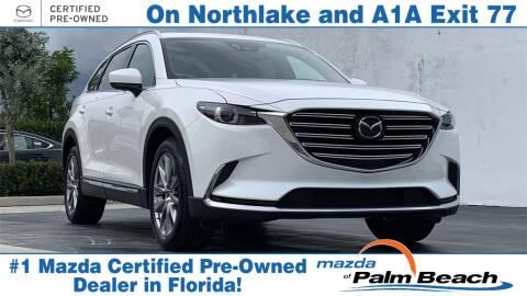 Florida Mazda Dealers >> 2017 Mazda Cx 9 For Sale In North Palm Beach Fl