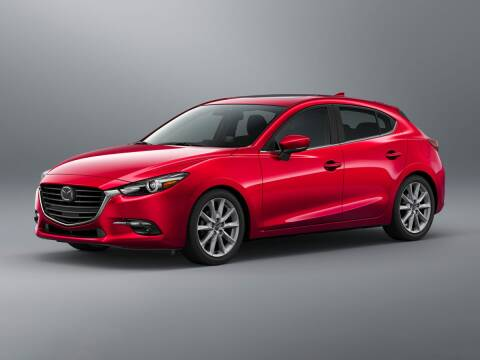 2018 Mazda MAZDA3 Grand Touring for sale at MAZDA OF PALM BEACH in North Palm Beach FL