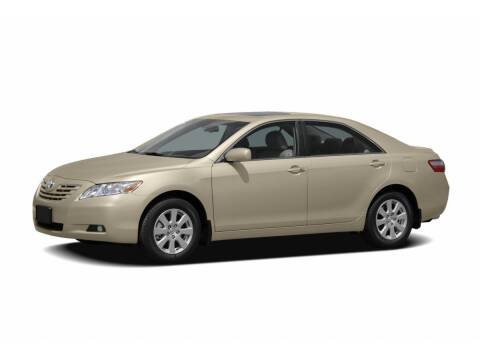2007 Toyota Camry for sale at MAZDA OF PALM BEACH in North Palm Beach FL