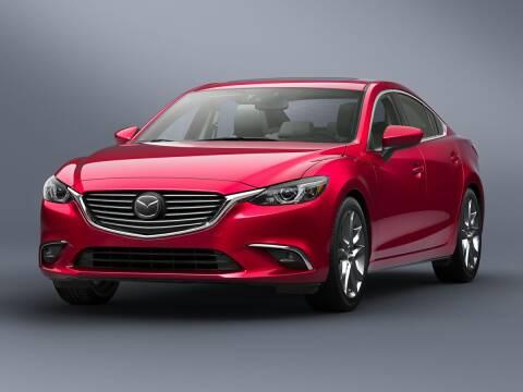 2017 Mazda MAZDA6 for sale at MAZDA OF PALM BEACH in North Palm Beach FL