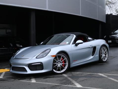 2016 Porsche Boxster for sale in Walnut Creek, CA