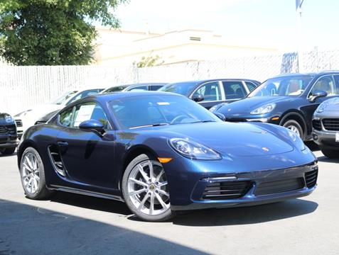 2019 Porsche 718 Cayman for sale in Walnut Creek, CA