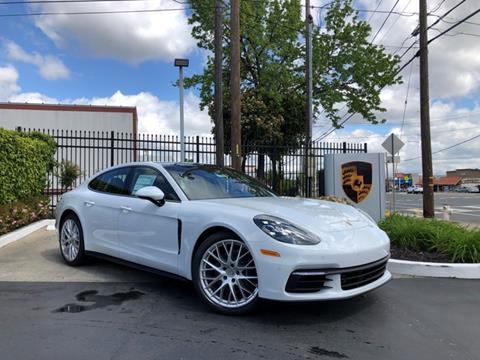2019 Porsche Panamera for sale in Walnut Creek, CA