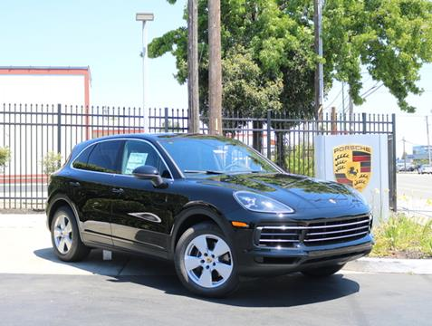 2019 Porsche Cayenne for sale in Walnut Creek, CA