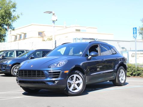 2018 Porsche Macan for sale in Walnut Creek, CA