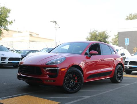 2017 Porsche Macan for sale in Walnut Creek, CA