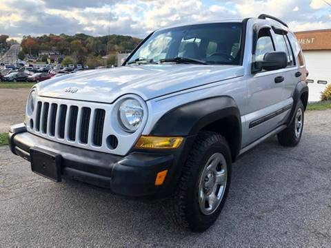 2007 Jeep Liberty for sale in Tallmadge, OH