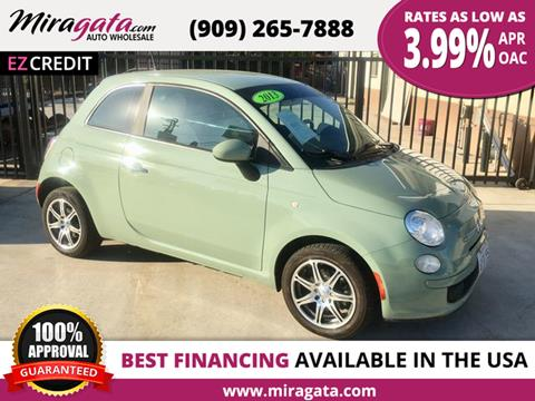 2013 FIAT 500 for sale in Bloomington, CA