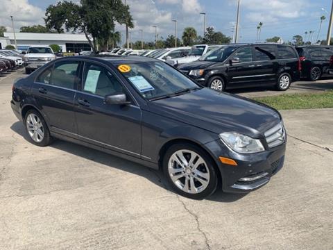 2013 Mercedes-Benz C-Class for sale in Vero Beach, FL