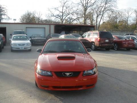 2004 Ford Mustang for sale in Dallas, TX