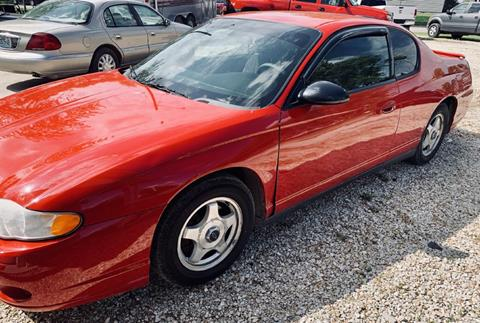 2005 Chevrolet Monte Carlo for sale in Curryville, MO