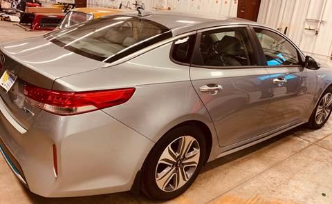 2017 Kia Optima Plug-In Hybrid for sale in West Salem, WI