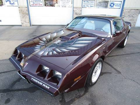 1980 Pontiac Firebird Trans Am for sale in Wisconsin Rapids, WI