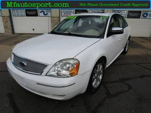 2007 Ford Five Hundred for sale in Wisconsin Rapids, WI