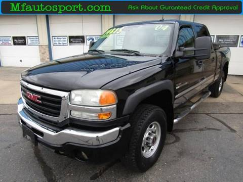 2004 GMC Sierra 2500HD for sale in Wisconsin Rapids, WI