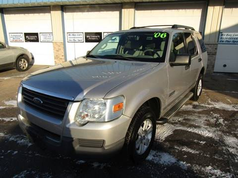 2006 Ford Explorer for sale in Wisconsin Rapids, WI