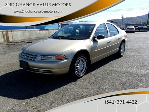 1999 Plymouth Breeze for sale in Roseburg, OR