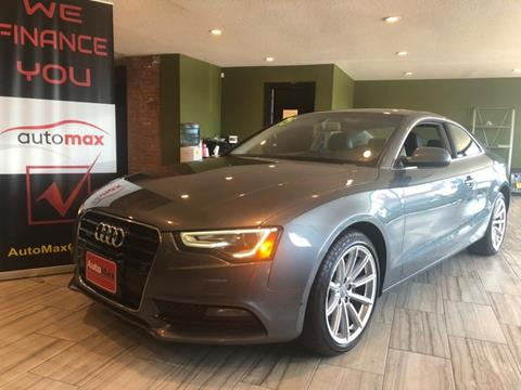 2015 Audi A5 for sale in West Hartford, CT