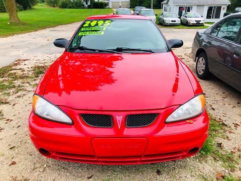 2005 Pontiac Grand Am for sale in Cedar Springs, MI