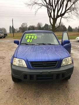 2001 Honda CR-V for sale in Cedar Springs, MI