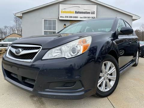 2012 Subaru Legacy for sale at COLUMBUS AUTOMOTIVE in Reynoldsburg OH