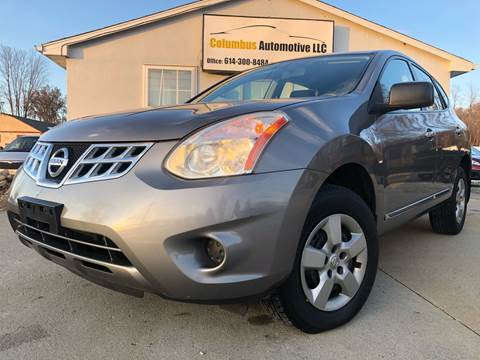 2012 Nissan Rogue for sale at COLUMBUS AUTOMOTIVE in Reynoldsburg OH