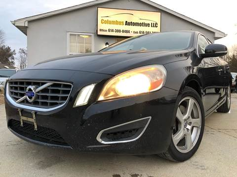 2012 Volvo S60 for sale at COLUMBUS AUTOMOTIVE in Reynoldsburg OH