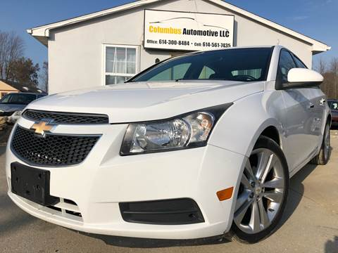 2011 Chevrolet Cruze for sale at COLUMBUS AUTOMOTIVE in Reynoldsburg OH
