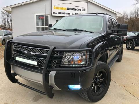 2009 Chevrolet Avalanche for sale at COLUMBUS AUTOMOTIVE in Reynoldsburg OH