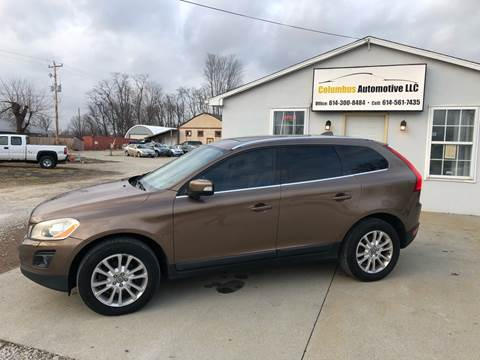 2010 Volvo XC60 for sale at COLUMBUS AUTOMOTIVE in Reynoldsburg OH