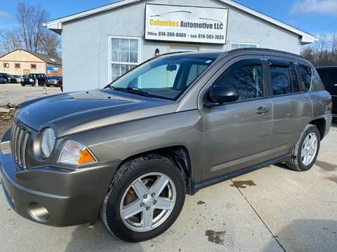 2007 Jeep Compass for sale at COLUMBUS AUTOMOTIVE in Reynoldsburg OH