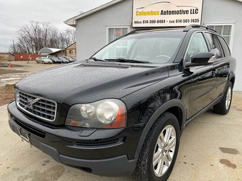 2010 Volvo XC90 for sale at COLUMBUS AUTOMOTIVE in Reynoldsburg OH