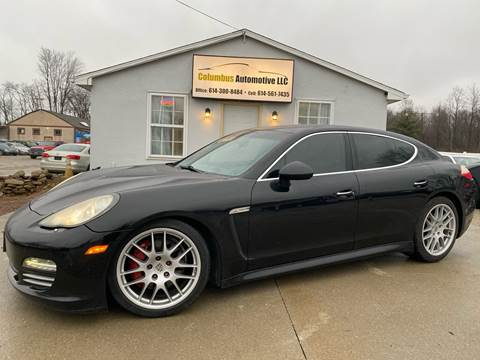 2010 Porsche Panamera for sale at COLUMBUS AUTOMOTIVE in Reynoldsburg OH
