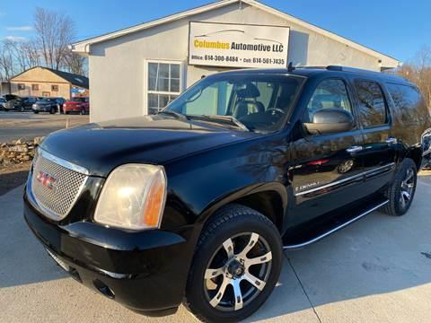 2007 GMC Yukon XL for sale at COLUMBUS AUTOMOTIVE in Reynoldsburg OH
