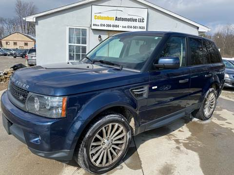 2011 Land Rover Range Rover Sport for sale at COLUMBUS AUTOMOTIVE in Reynoldsburg OH